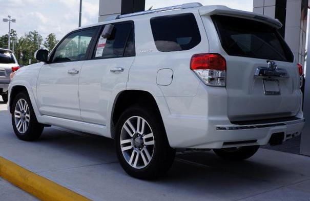 4Runner Toyota Specifications 2013
