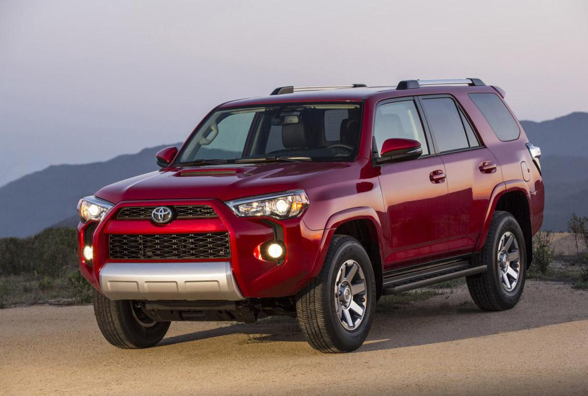 4Runner Toyota specs coupe