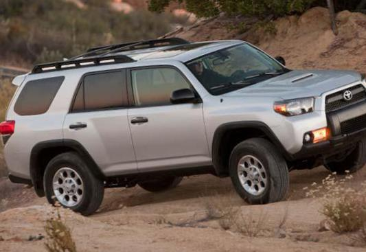 Toyota 4Runner review suv