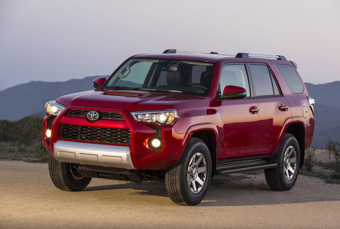 Toyota 4Runner spec hatchback