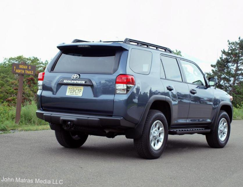 Toyota 4Runner Specifications 2005