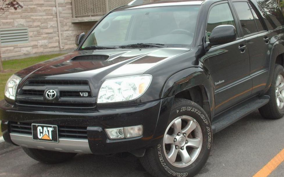 Toyota 4Runner Specifications suv