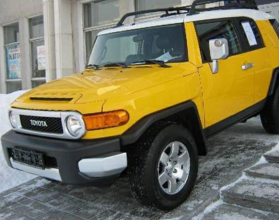 Toyota FJ Cruiser for sale 2010