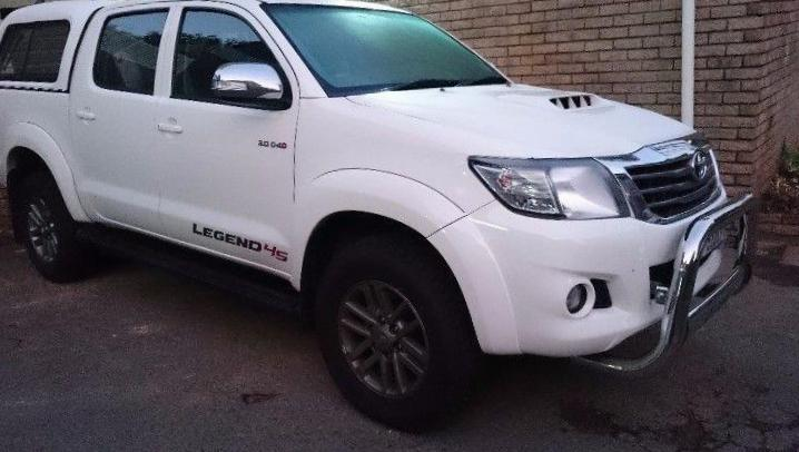 Hilux Double Cab Toyota tuning hatchback