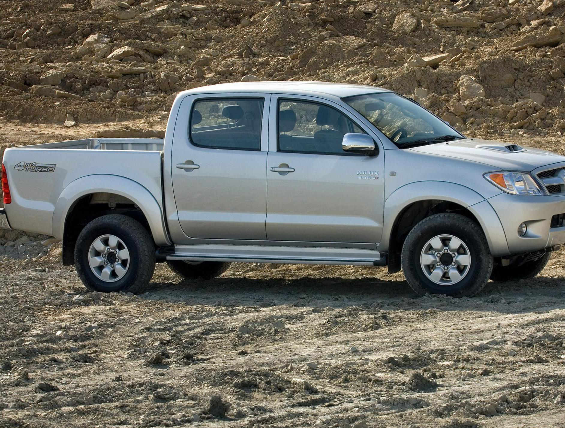 Toyota Hilux Double Cab for sale hatchback