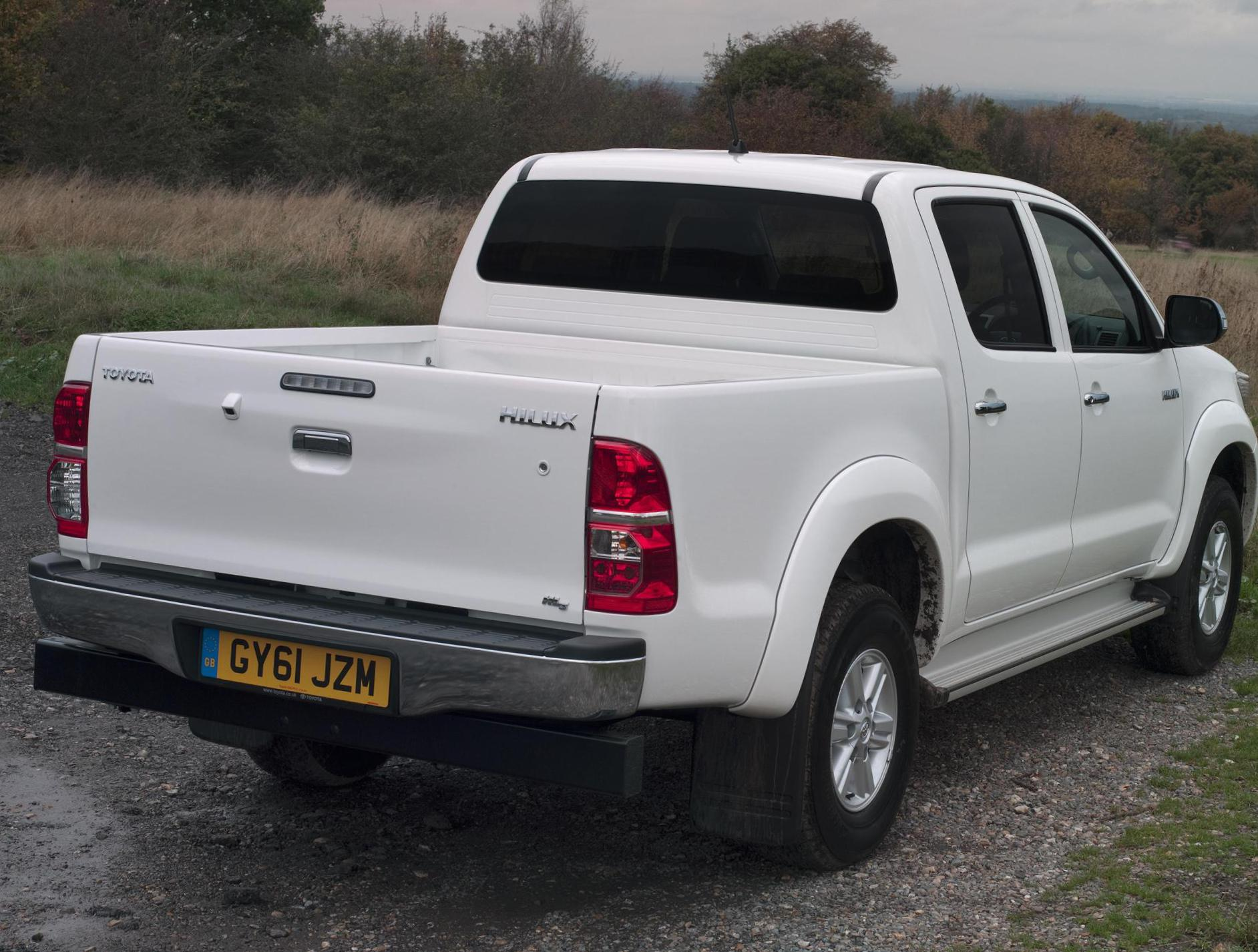Hilux Double Cab Toyota model 2009
