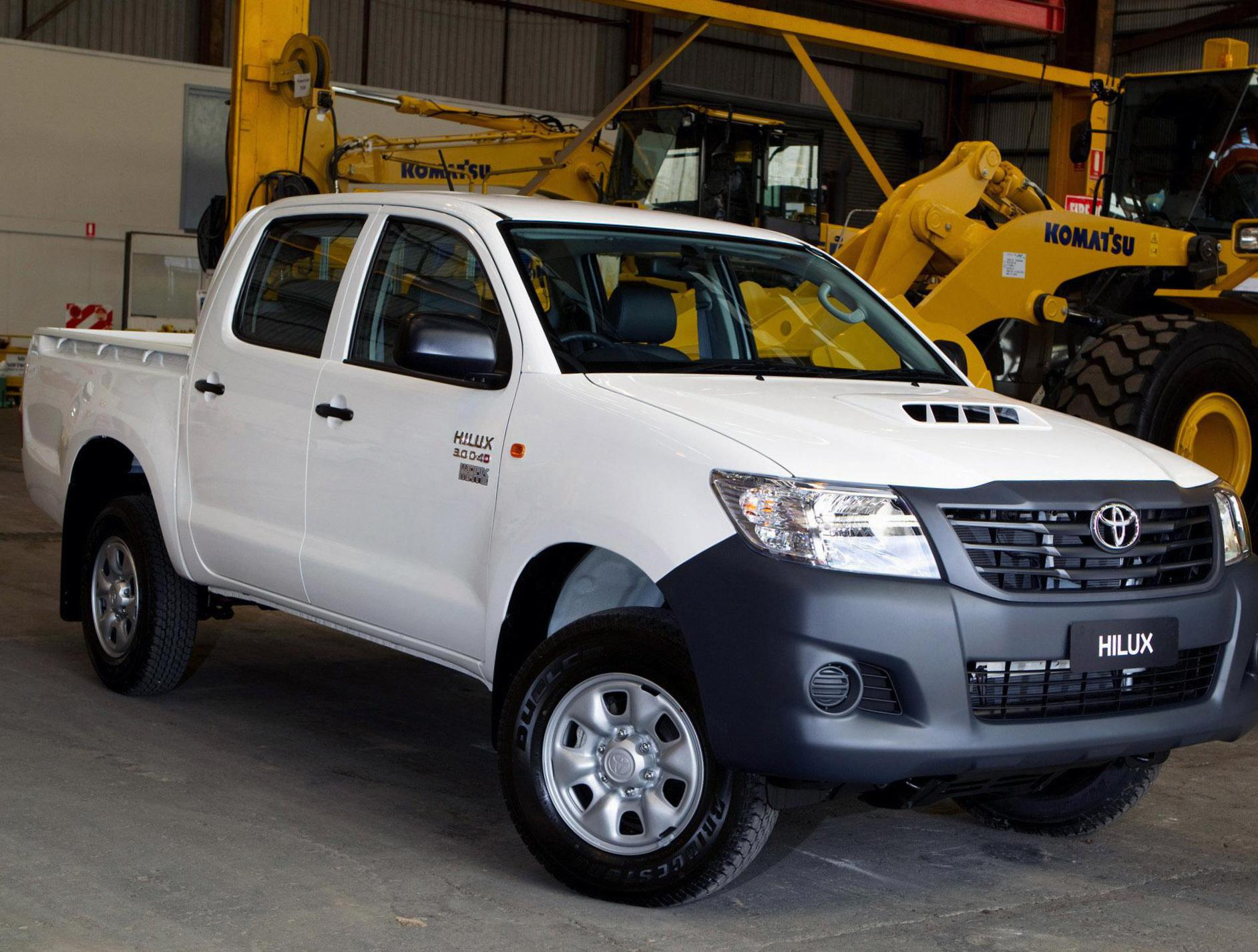Hilux Double Cab Toyota new 2013