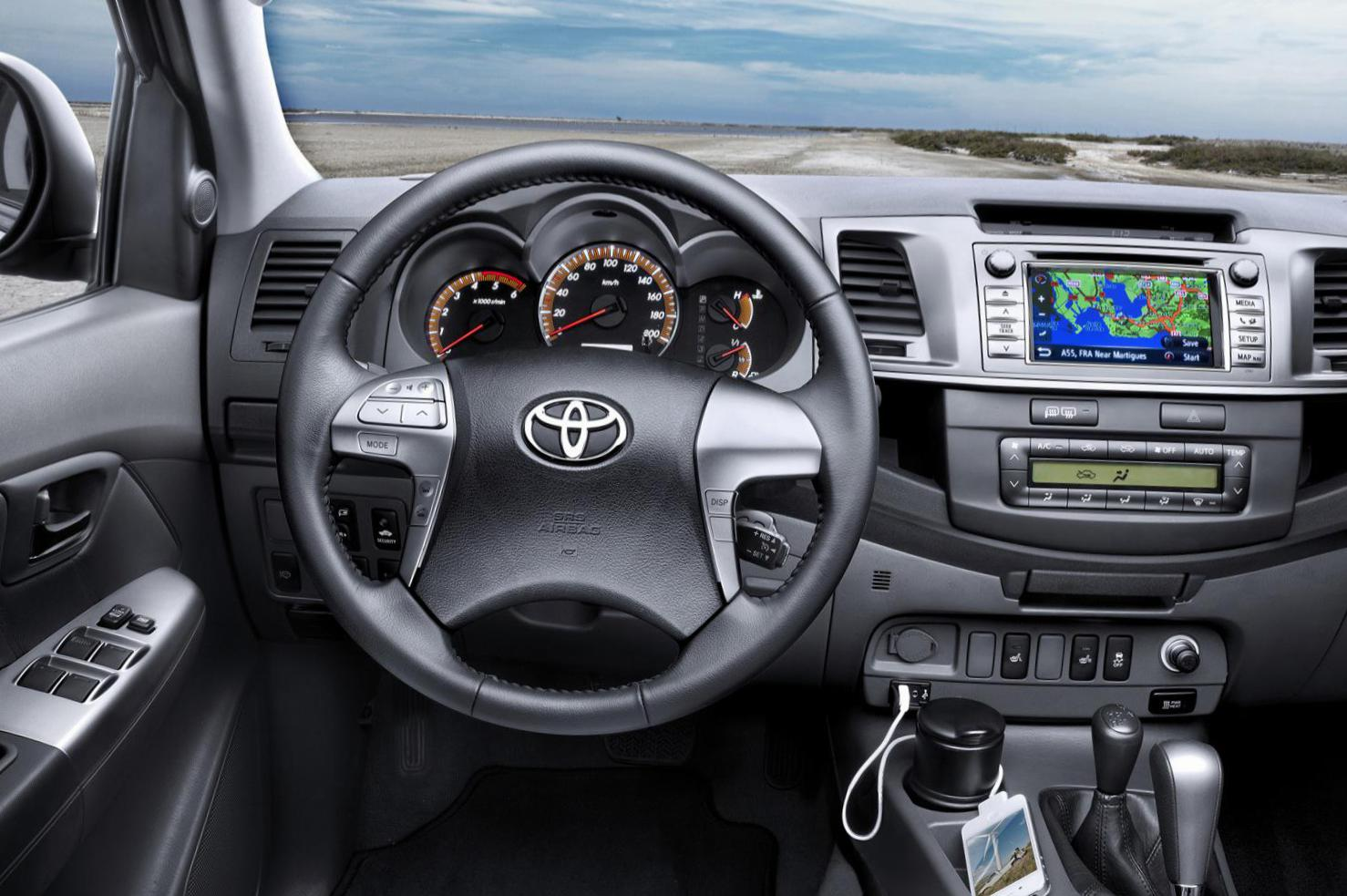 Hilux Double Cab Toyota Specification hatchback
