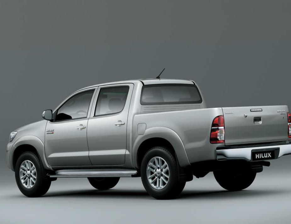 Toyota Hilux Double Cab cost hatchback