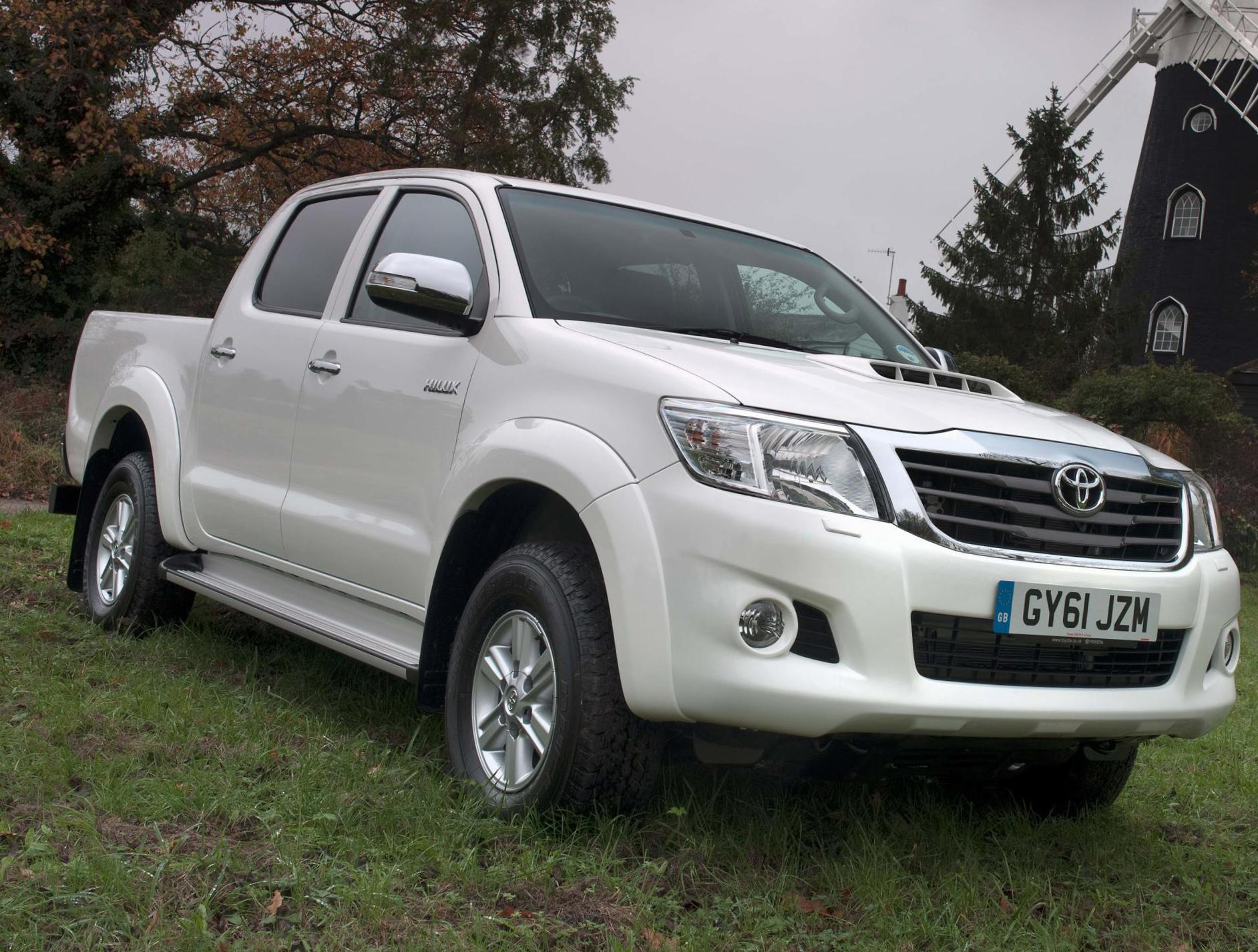 Toyota Hilux Double Cab price suv
