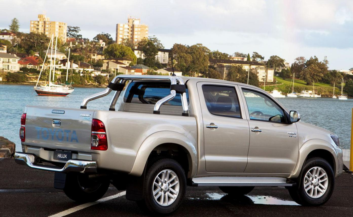 Toyota Hilux Double Cab usa 2014