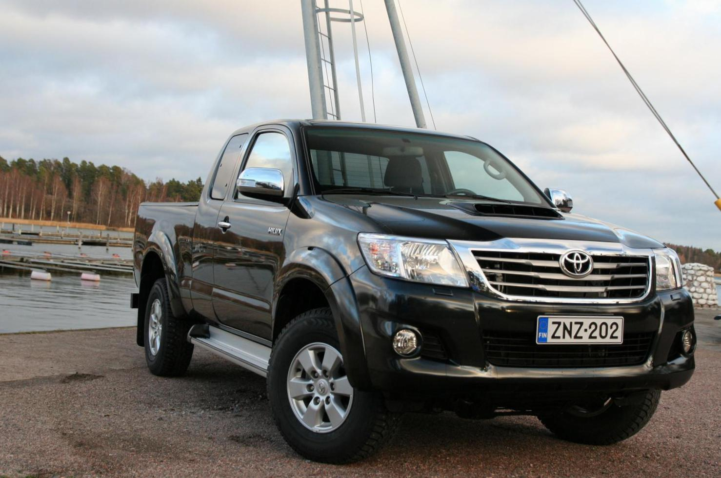 Hilux Extra Cab Toyota used 2007