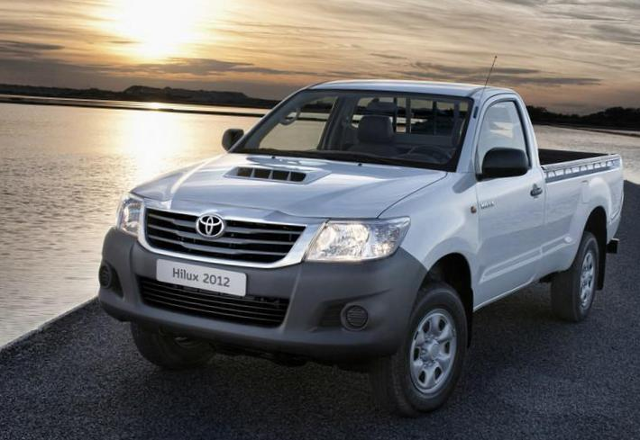 Hilux Single Cab Toyota prices 2014