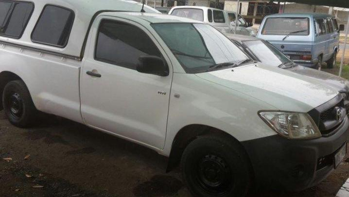 Hilux Single Cab Toyota Specification 2009