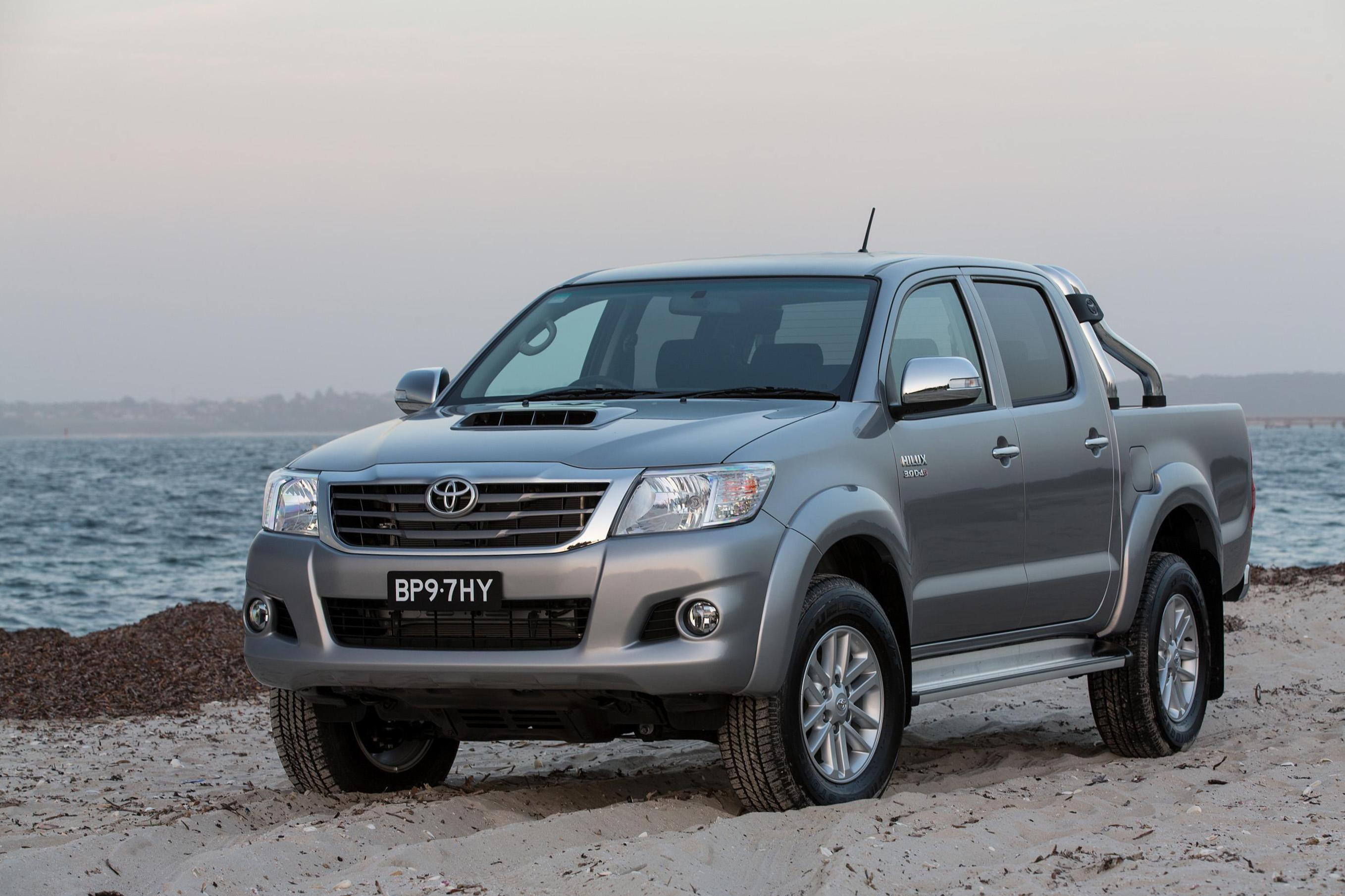 Toyota Hilux Double Cab tuning 2009