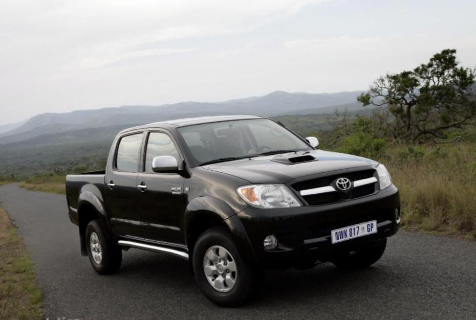 Hilux Extra Cab Toyota concept 2014