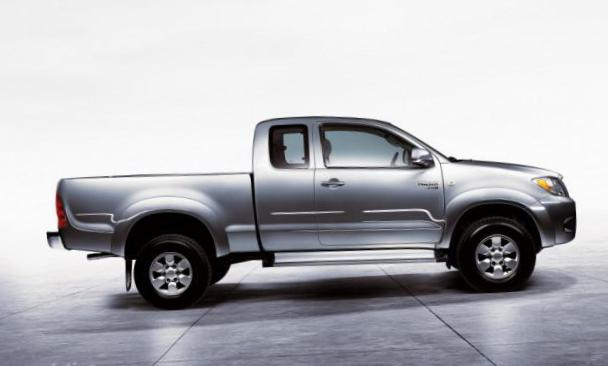 Toyota Hilux Extra Cab parts suv