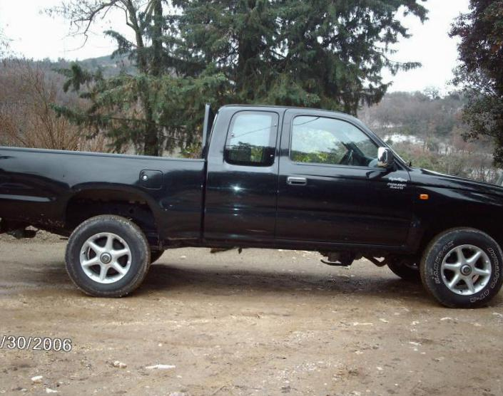 Toyota Hilux Extra Cab prices 2008