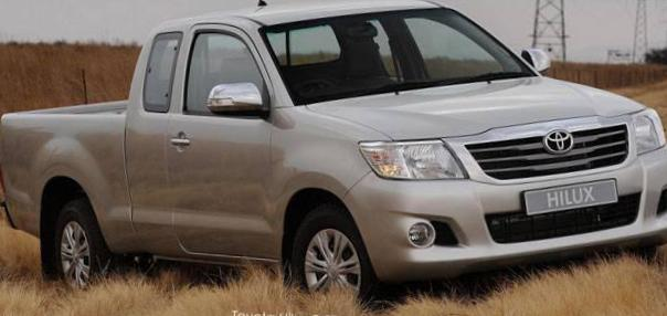 Toyota Hilux Extra Cab Specifications hatchback