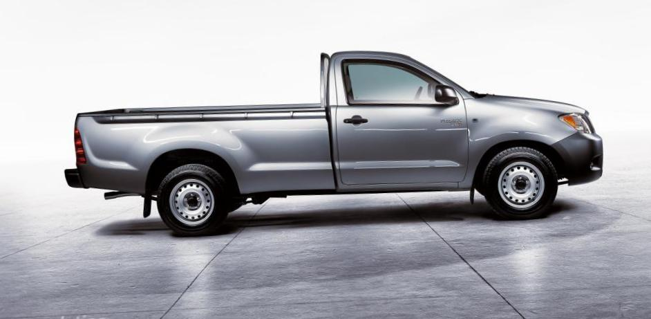 Toyota Hilux Single Cab cost suv