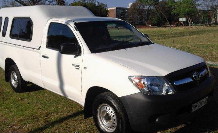 Toyota Hilux Single Cab for sale 2005