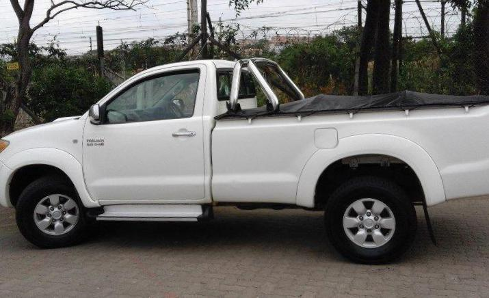 Toyota Hilux Single Cab Specifications 2011
