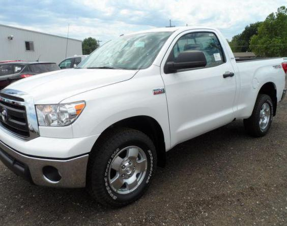 Toyota Tundra Regular Cab lease suv
