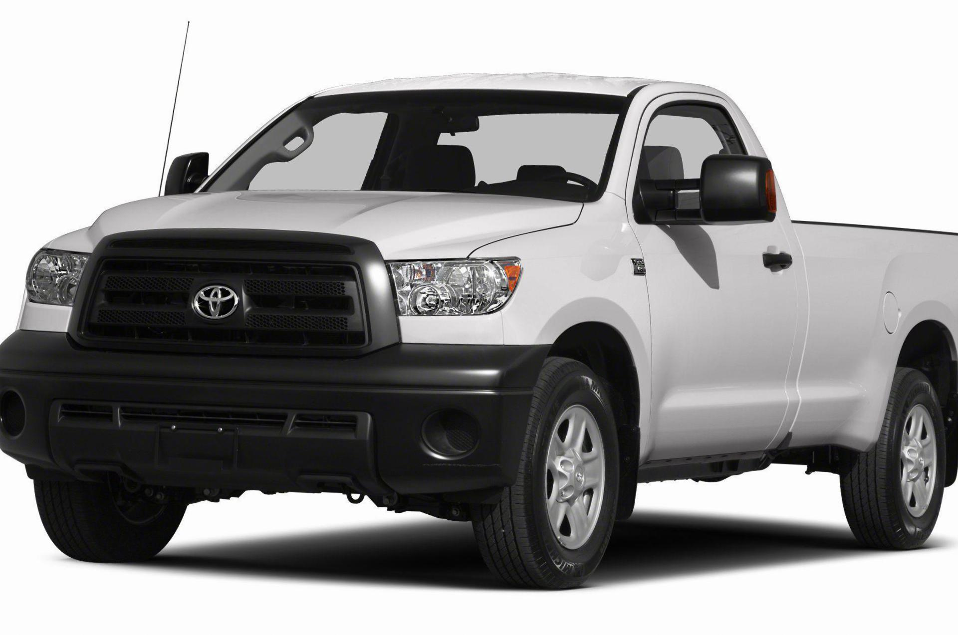 Toyota Tundra Regular Cab prices 2013