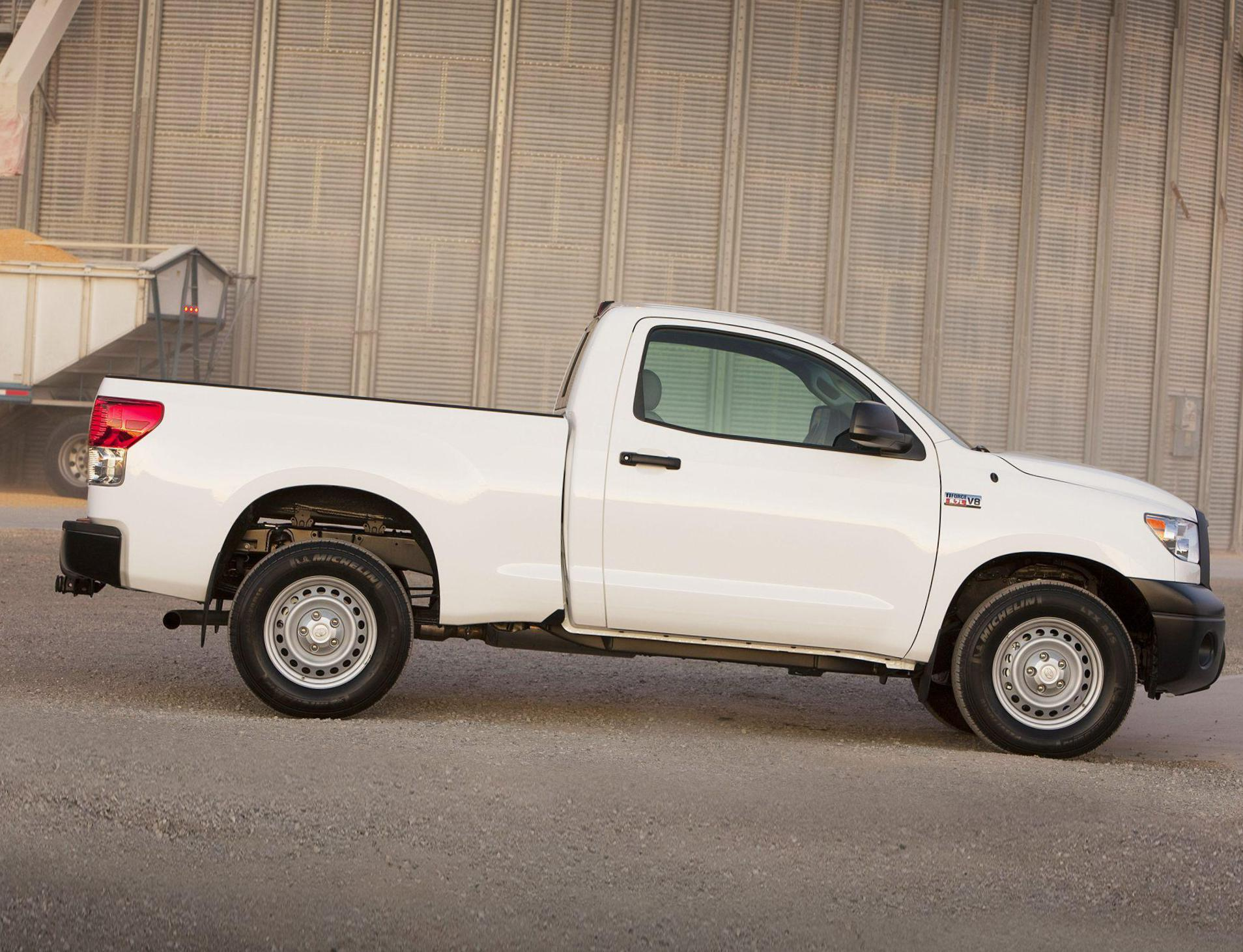 Toyota Tundra Regular Cab Tuning 2007