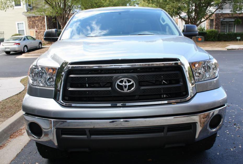 Toyota Tundra Double Cab Specification 2015