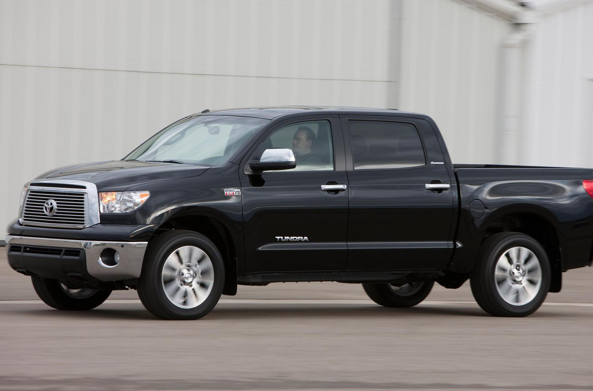 Toyota Tundra CrewMax Specification 2007