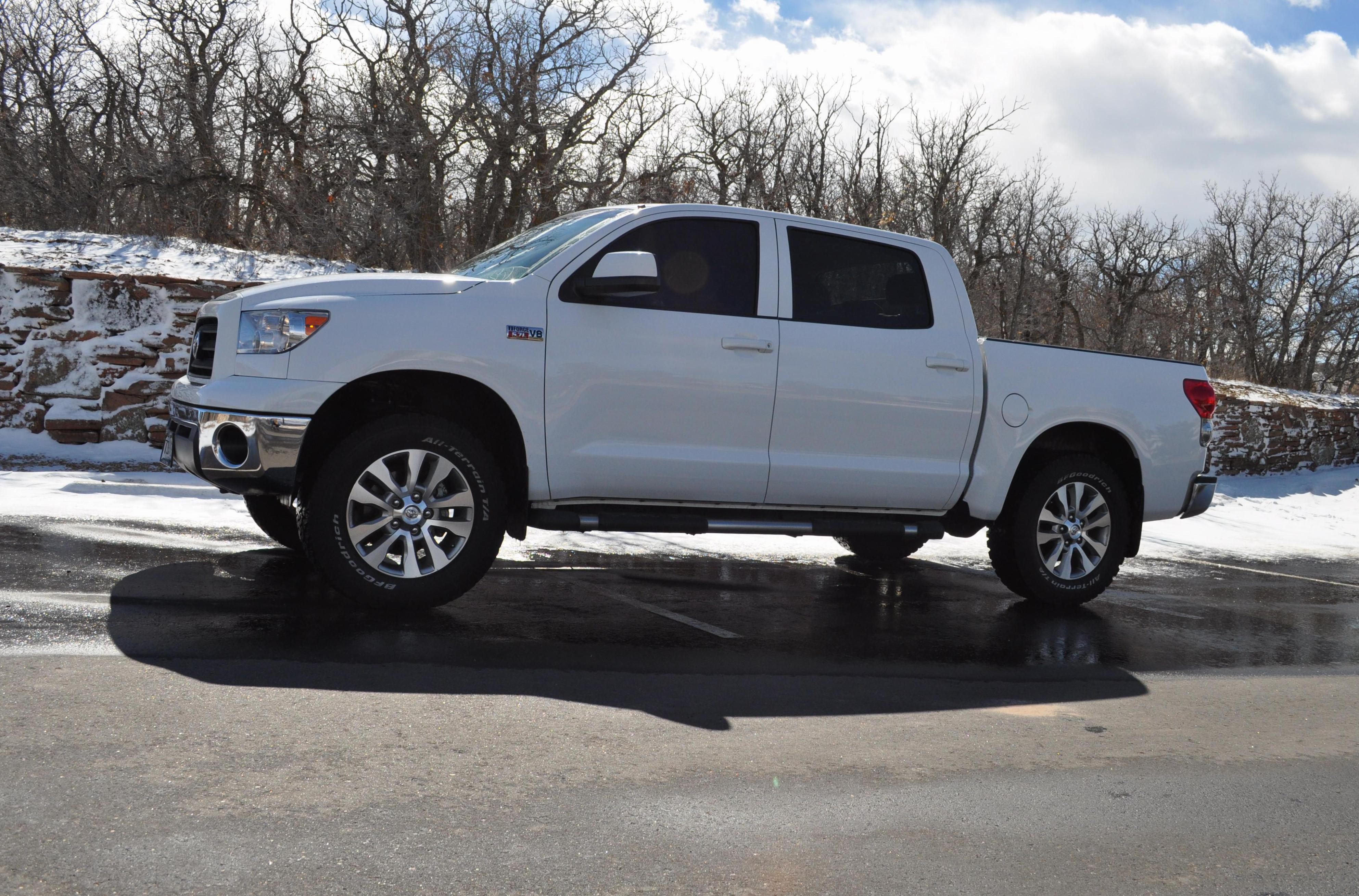 Toyota Tundra CrewMax Specifications 2013
