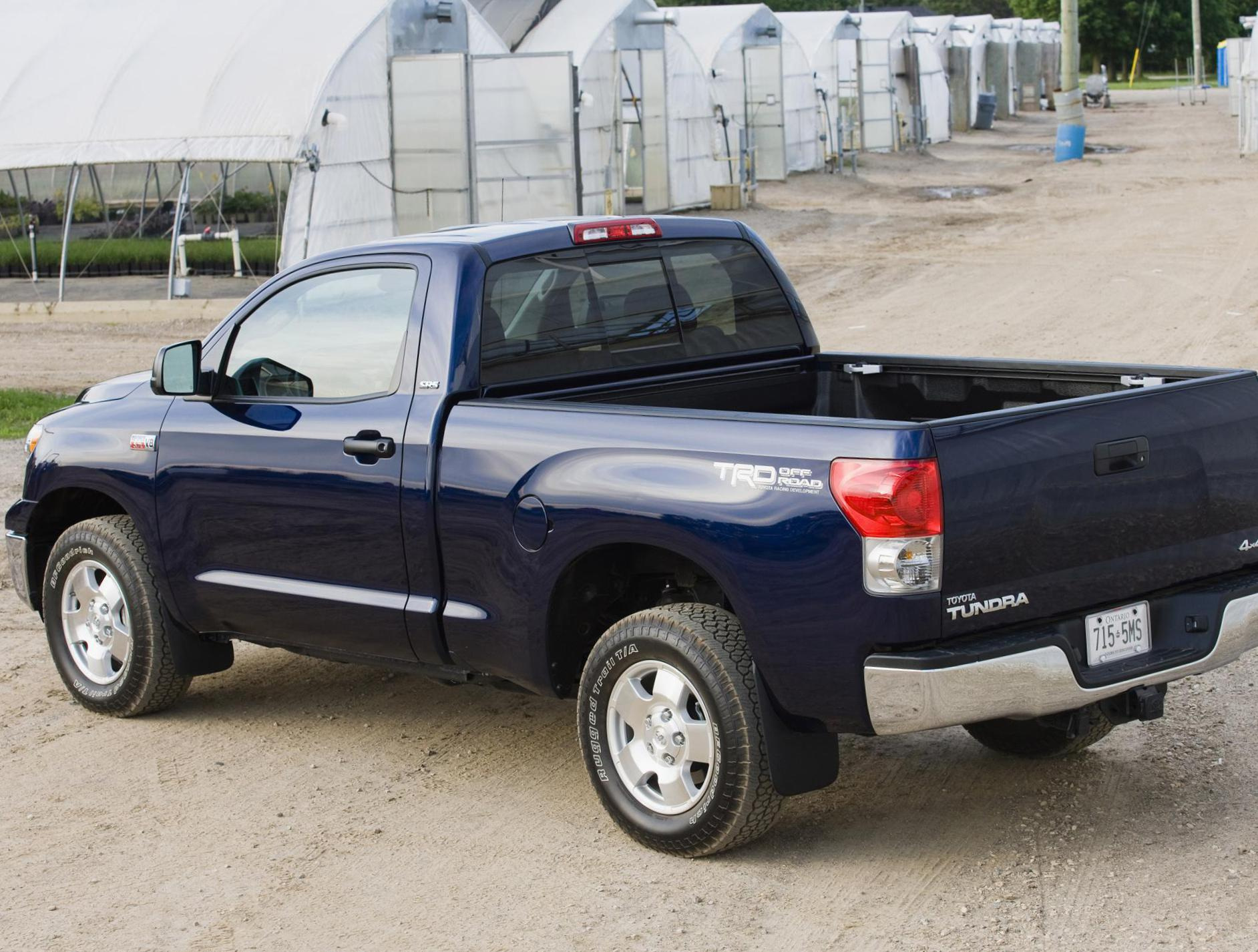 Toyota Tundra Regular Cab for sale 2009