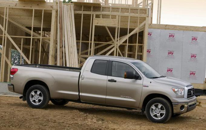 Toyota Tundra Regular Cab parts 2011