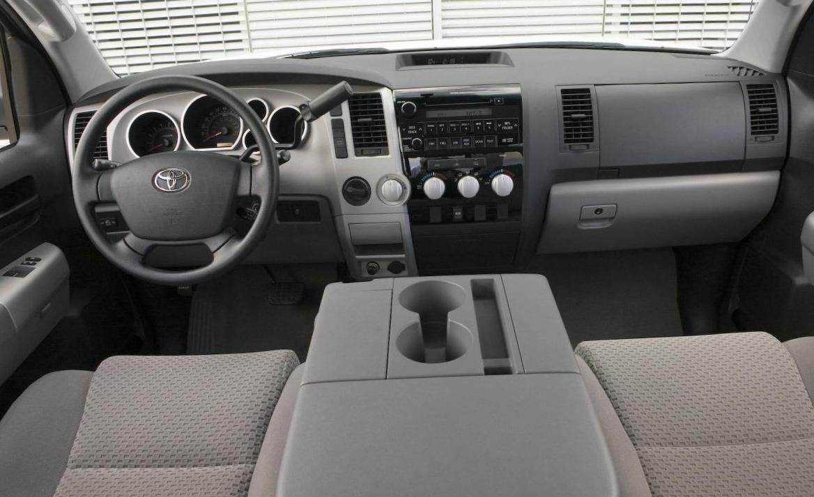 Toyota Tundra Regular Cab prices 2014