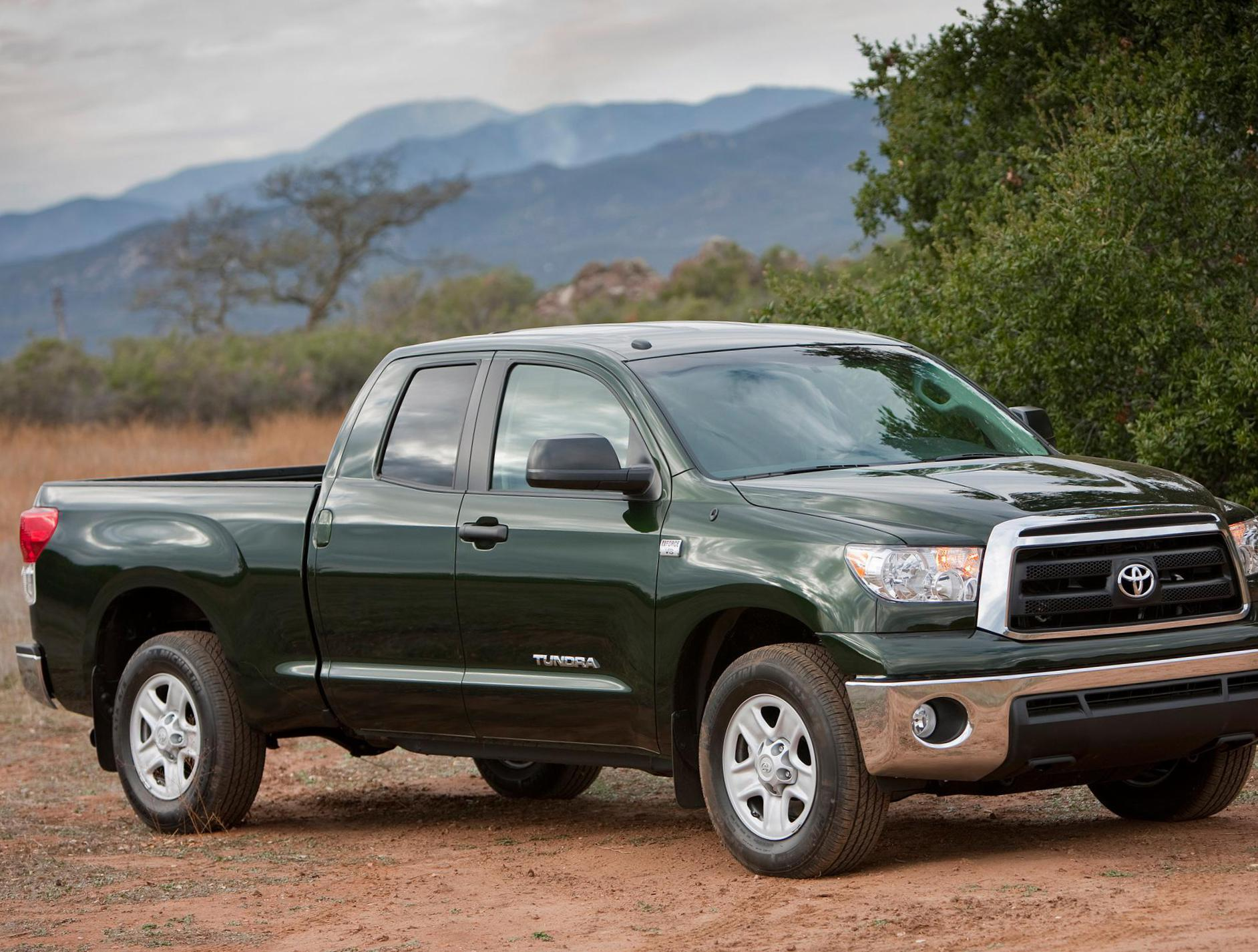 Tundra Double Cab Toyota Reviews 2011