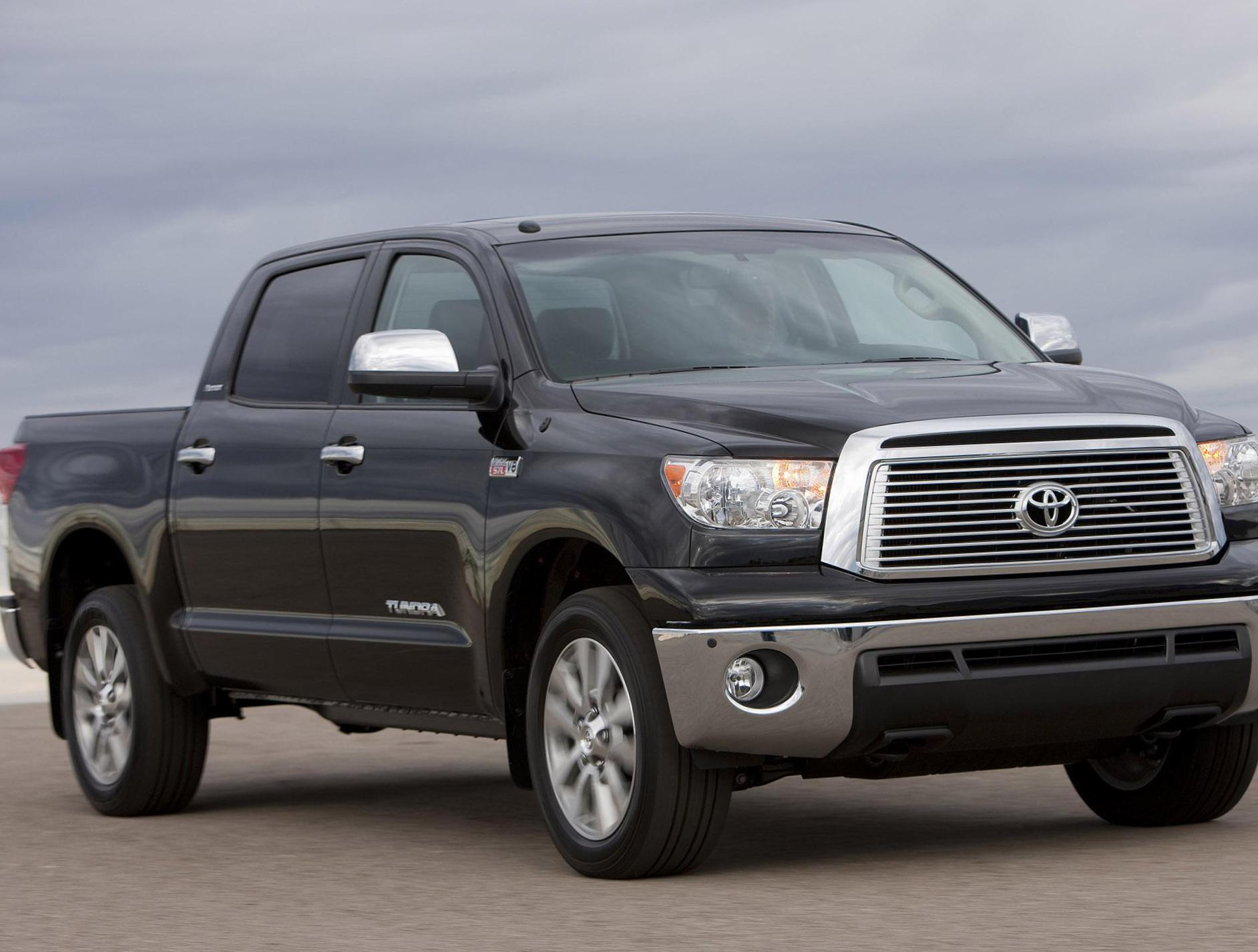Toyota Tundra CrewMax Specification 2012