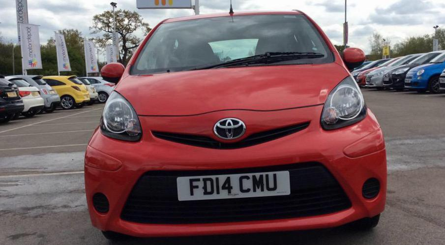 Toyota Aygo 5 doors reviews hatchback
