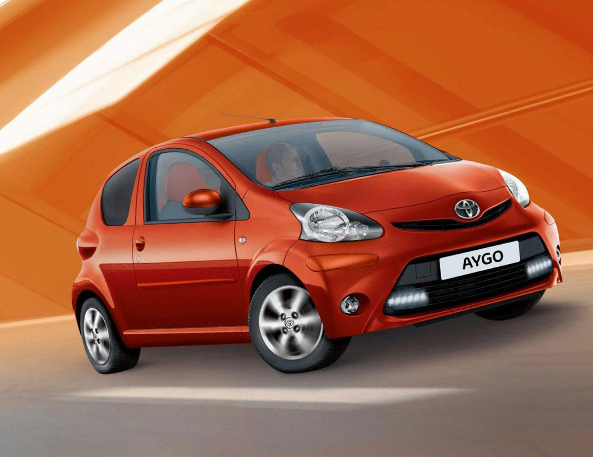 Toyota Aygo approved 2003