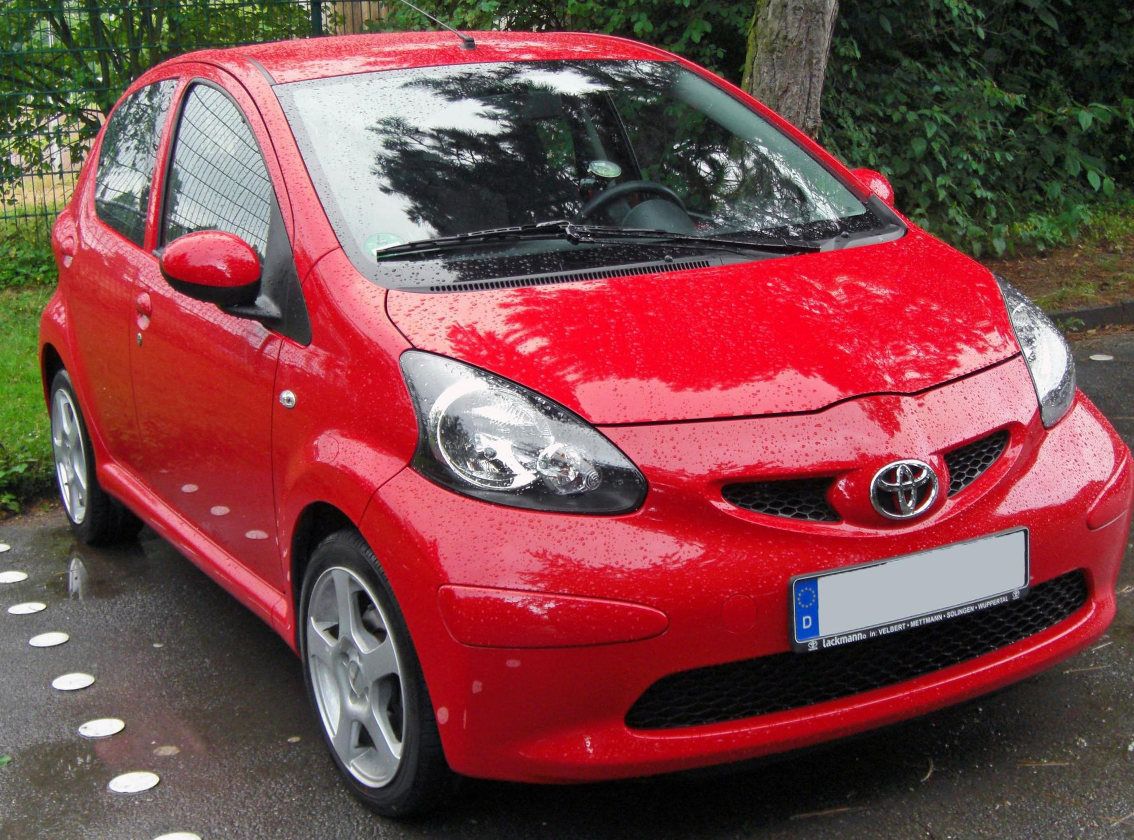 Aygo Toyota used cabriolet