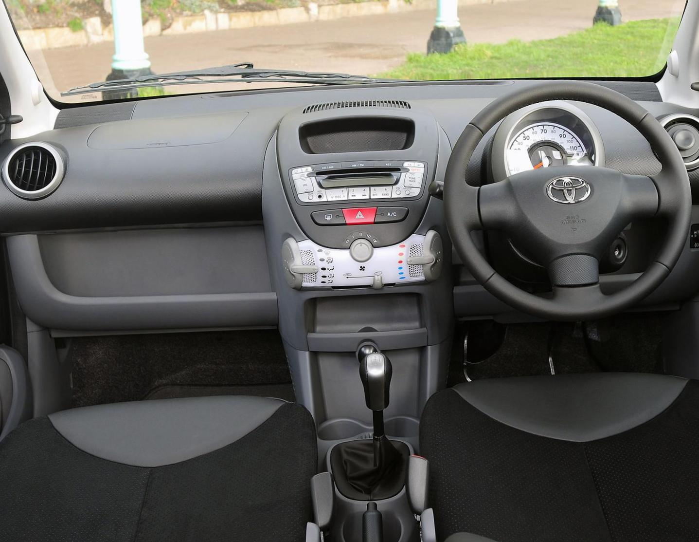 Toyota Aygo model suv