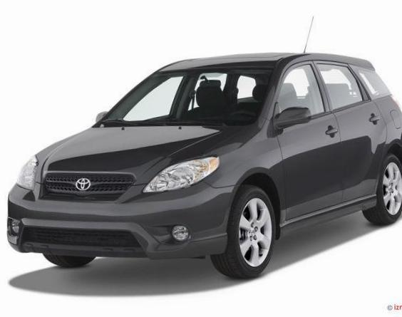 Toyota Matrix reviews liftback