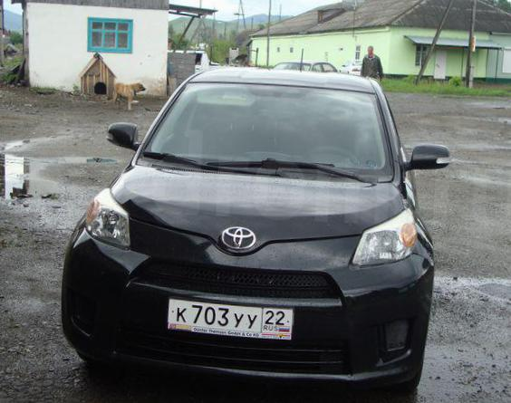 Toyota Urban Cruiser Specifications 2011