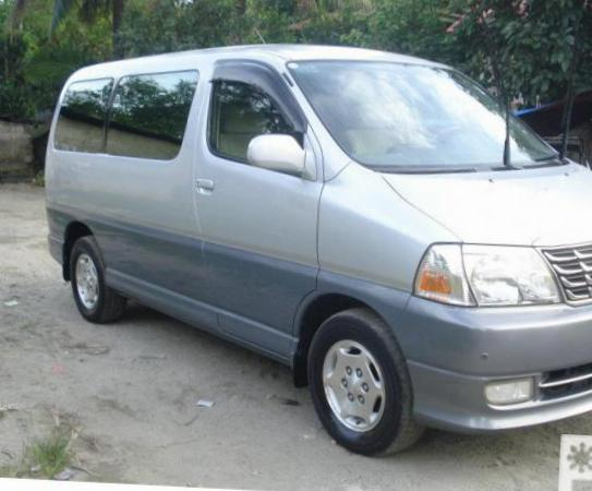 Hiace Toyota Specifications 2007