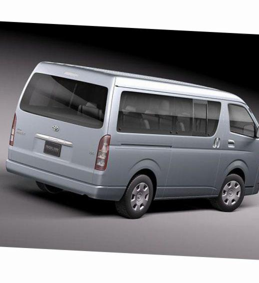 Toyota Hiace approved 2005