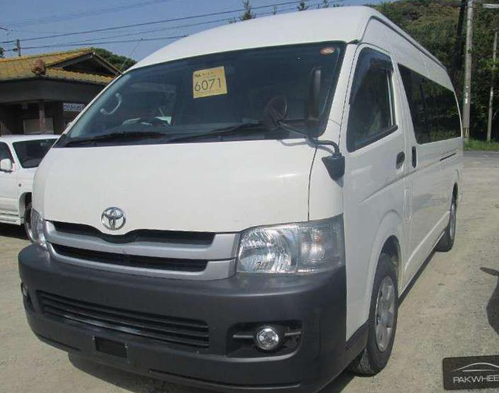 Hiace Toyota Specification suv
