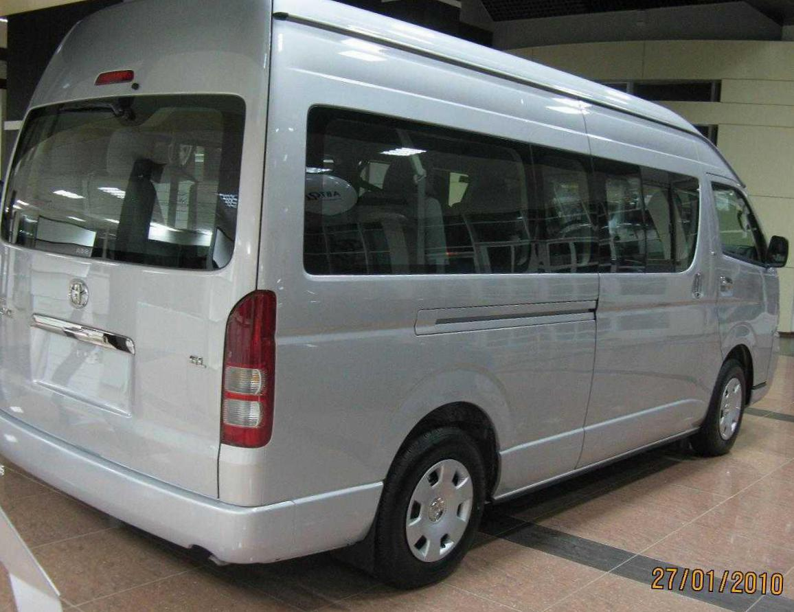 Toyota Hiace for sale hatchback