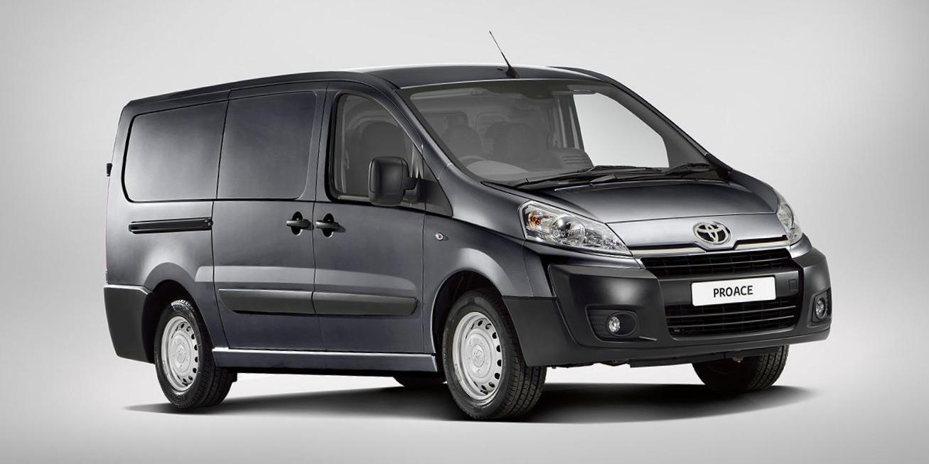 Toyota Proace Panel Van lease cabriolet