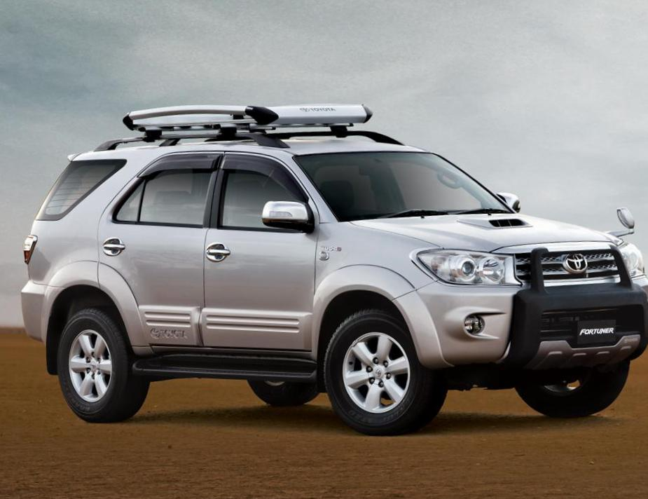 Toyota Fortuner for sale suv