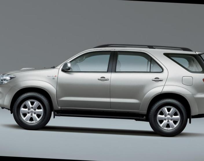 Toyota Fortuner Specification 2008